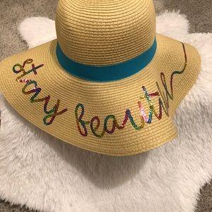 Accessories - Floppy Sun Hat